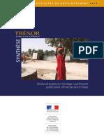 Etudes PPP Financées Par Le FASEP-2015