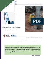 FUNDAÇÕES PROFUNDAS - 02