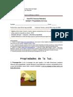 3°-Básico-Ciencias-Naturales-Guía-2-Propiedades-de-la-luz