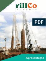 Apresentação Drill Company Engenharia de Fundações