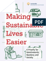 Making Sustainable Lives Easier