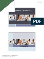 Semiologia Cardíaca (2 slides)