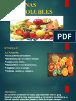 Vitaminas hidrosolubles 1