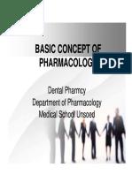 l.1 Pengantar Farmakologi Umum