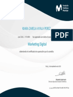 FT PE - Marketing Digital