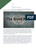 El Gran Reinicio Totalitario