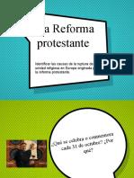 Tema 2 Reforma Protestante
