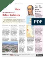 Simón Rodríguez y Simón Bolívar eran grandes amigos