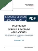 Manual Remote App Rds v1.3 (1)