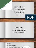 Barras Comprimidas de Aço (2020)