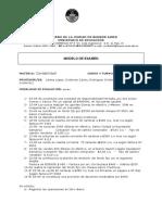 Modelo de examenes tercer AñO CONTABILIDAD opcion 2