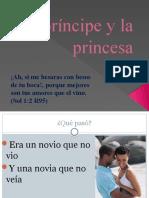 El príncipe y la princesa