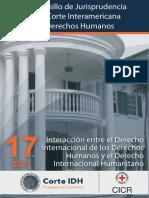 Cuadernillo de Jurisprudencia - DDHH DIH CRUZ ROJA