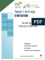 Rapport de Stage d'Initiation Fiduciaire Youfittri