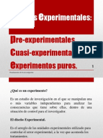 dise+¦os experimentales