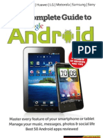 Tcg to Google Android 2011