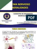 Generalidades Sistema Nervioso-Enf