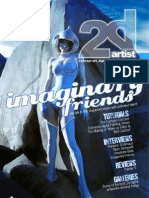 2DArtist Magazine Issue 001 January 2006