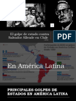Salvador Allende Presentación