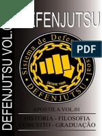 DEFENJUTSU SISTEMA DE DEFESA PESSOAL BRASILEIRO