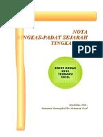 39884987-Nota-Ringkas-dan-Padat-Sejarah-Tingkatan-4-SPM