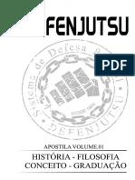 DEFENJUTSU - GRADUAÇÃO 01