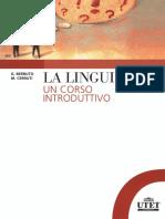 La Linguistica. Un Corso Introduttivo by Gaetano Berruto, Massimo Cerruti (Z-lib.org)
