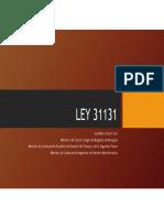 Comentarios a La Ley 31131 - Ley Eliminación Cas - Autor José María Pacori Cari