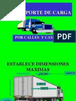Camiones medidas