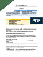 Resúmen Introducción Patología AAOV