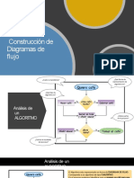 Construcción de  Diagramas de flujo