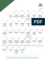 2Ck1VSLXSwmJApmnMr7C March 2021 Calendar - YWA Version