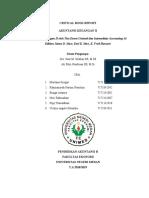 Cbr Akuntansi Keuangan II