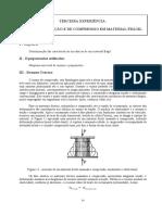 Apostila - EXP-3 - Ensaio de Tração e Compressão Em Material Frágil - Mecânica Dos Sólidos.pptx