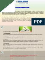 REFLEXION PROYECTOS TRANSVERSALES INTELCOC