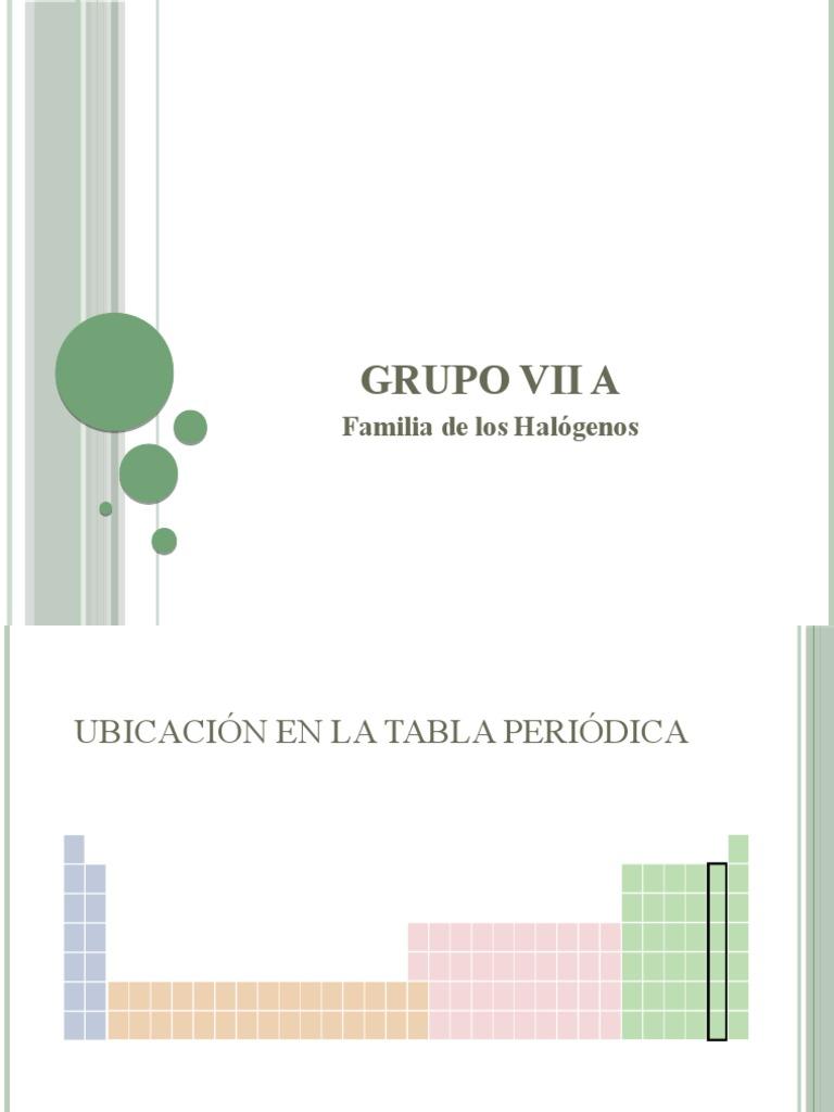 Grupo viia grupo de los halogenos urtaz Image collections