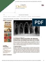 ARTICULO ESOTERICO-Los Nueve Desconocidos de Ashoka_