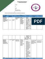 Planificador Semanal - Comunicación 29-31 Marzo