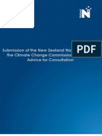 National Party - CCC Submission