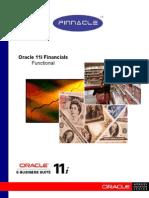 11i financials