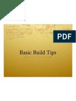 Build Basic One