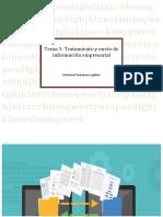 Portfolio.Tema 5. Comunicación