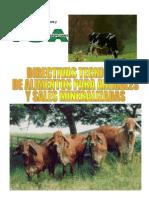 Directivas tecnicas alimentos animales