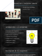 Clase n°1 protección e inclusión laboral