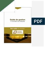 Guide Gestion Formation en Entreprise