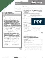 5.1 Pages 1-3 Povinný Test 1 Ke Klasifikaci Unit 3 4 5