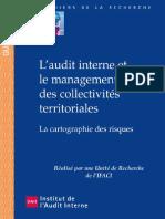 CdR - L'Audit Interne Et Le Management Des Collectivités Territoriales _ La Cartographie Des Risques (Mai 2006)