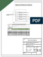 Ie Diagrama Unifilares a4 Servicios