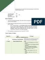 Course Outline COL - Legal Med 2S 2021