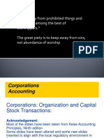 9.1 Corporate Equity Accounting I (2)